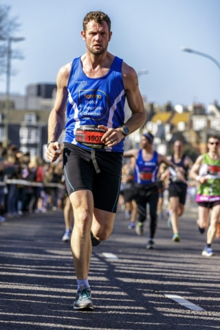 MNDA at The Brighton Marathon 2017 by Emma bailey Photography